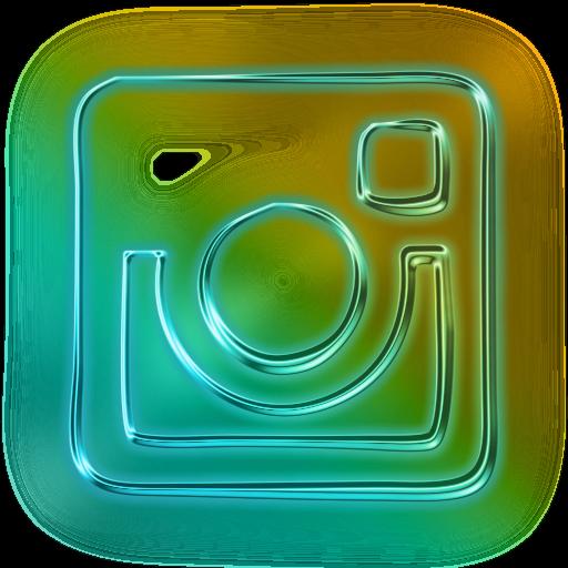 Best Photos Of Instagram Neon Icon