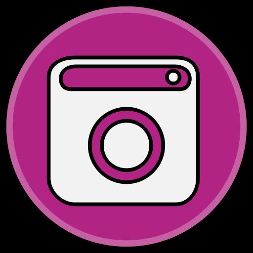 Pink Instagram Logo Transparent Png Clipart Free Download
