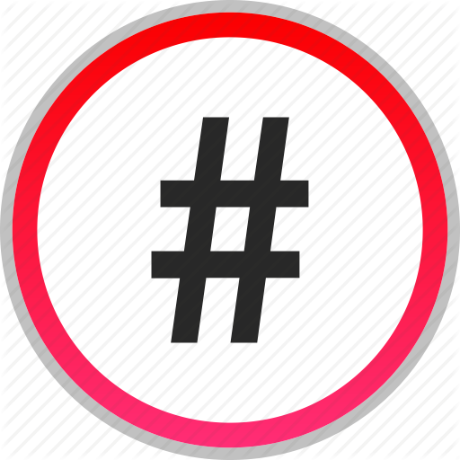 Hashtag, Instagram, Pound, Sign, Tag, Twitter Icon
