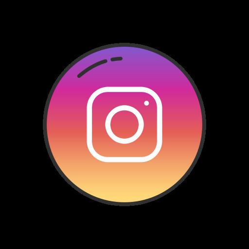 Instagram, Instagram Logo, Label, Logo Icon
