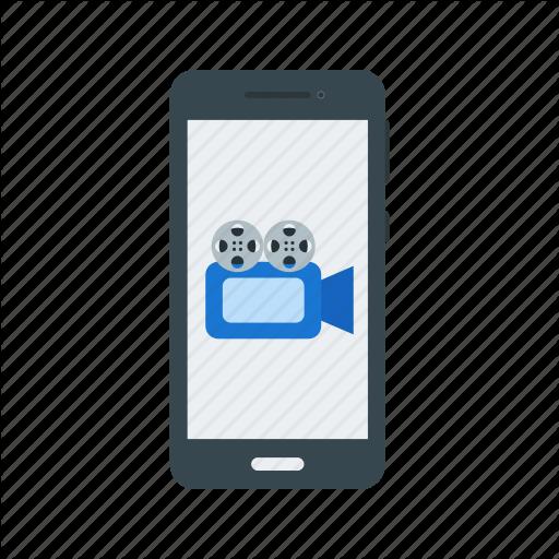 App, Instagram, Mobile, Phone, Smartphone, Video, Web Icon