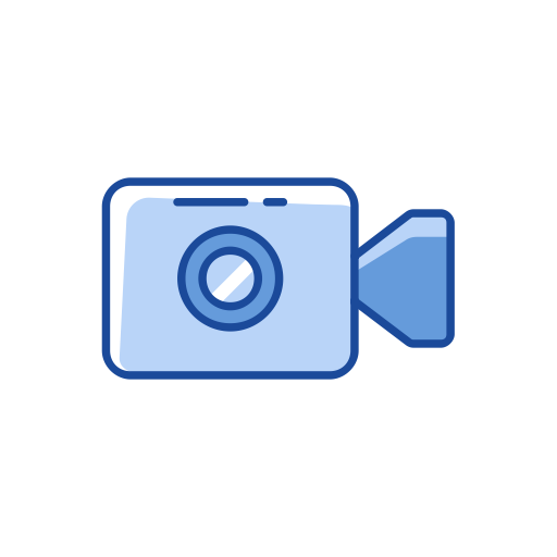 Post, Record, Video, Video Player Icon