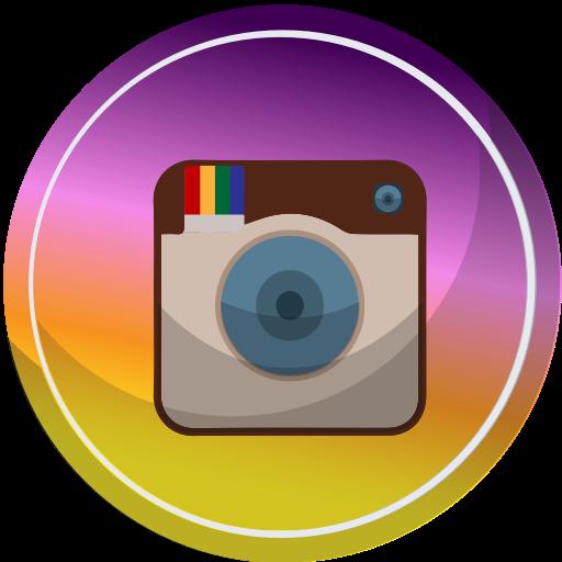 Contact, Instagram, Media, Social, Web Icon