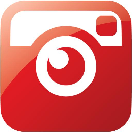 Web Ruby Red Instagram Icon