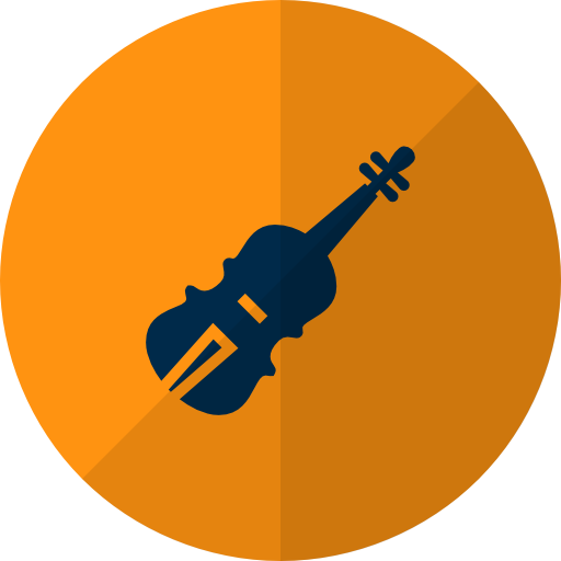 Violin, Musical, Instrument Icon Free Of Musical Instruments