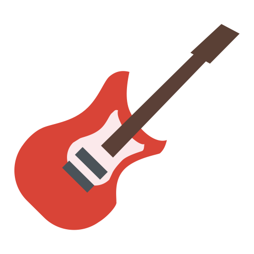 Guitar Icon Free Icons Uihere