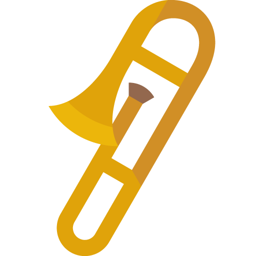 Trombone, Musical, Instrument Icon Free Of Musical Instrument