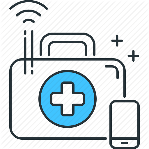 Care, Claim, Healthcare, Insurance, Medical, Online, Smart Icon