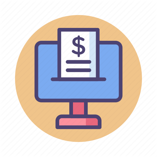 Claim, Insurance, Online Icon