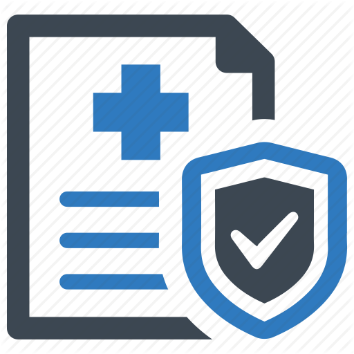 Health Insurance, Medical Insurance, Policy Icon