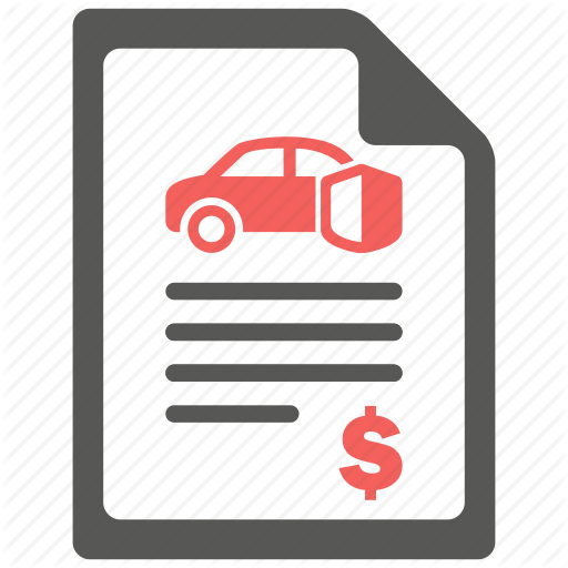 Auto, Car, Insurance, Plan, Policy, Protection, Transport Icon