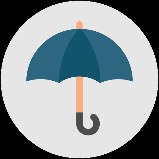 Umbrella, Business, Protection, Rain, Insurance Icon