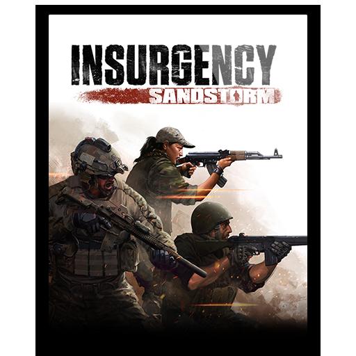 Icon Insurgency Sandstorm