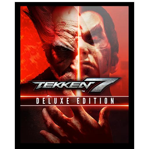 Icon Tekken