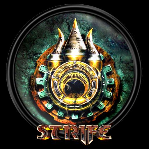 Strife Icon