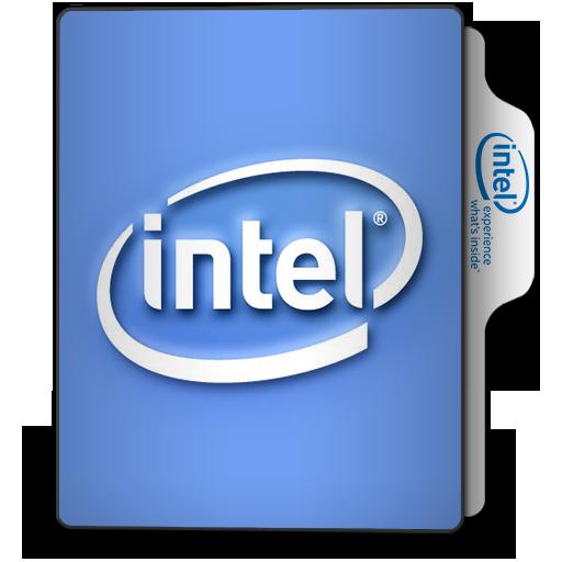 Intel Folder Icon