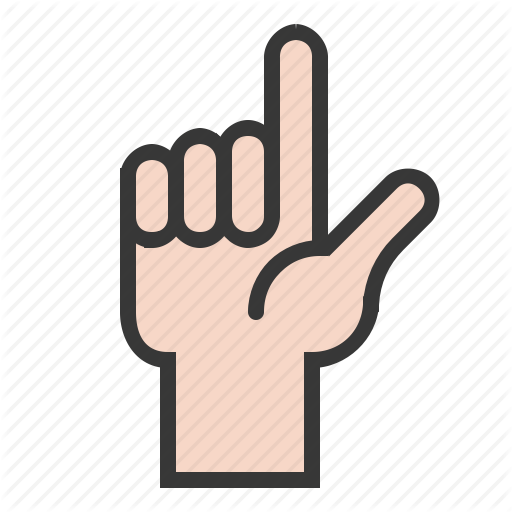 Gesture, Hand, Hand Gesture, Interaction Icon