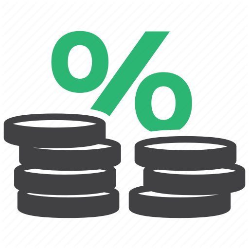 Currency, Exchange, Interest, Rate Icon
