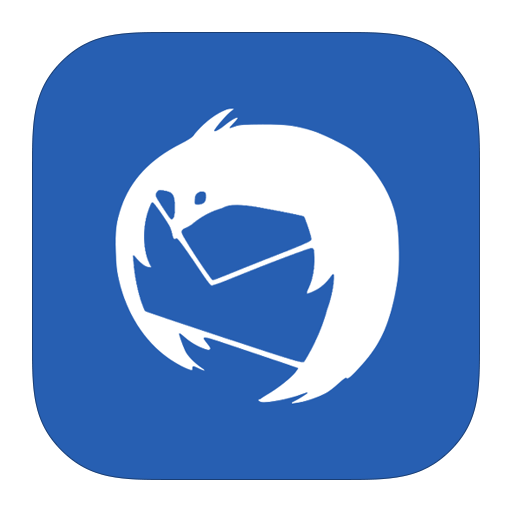 Metro, Thunderbird Icon Free Of Style Metro Ui Icons