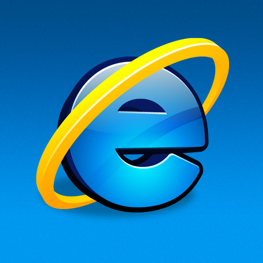 All Icons Are Internet Explorer Images