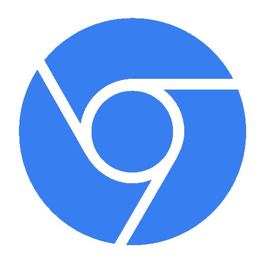 Internet Chromium Icon Metronome Iconset