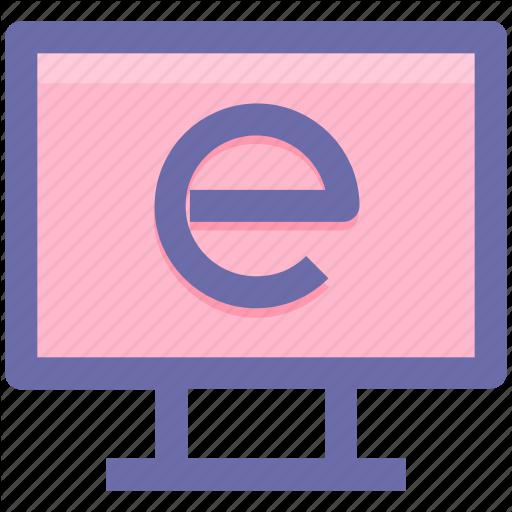 E Learning, Explore, Internet, Internet Explorer, Lcd