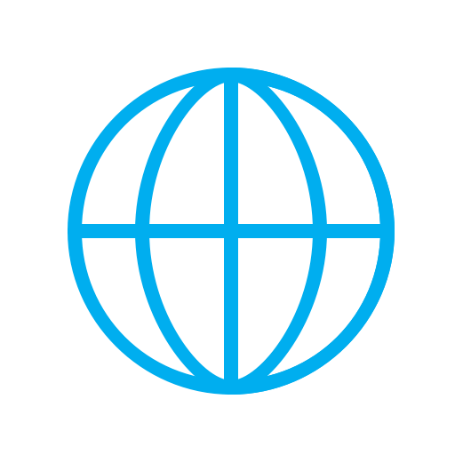 Earth, Globe, Internet, Map, Network, Planet, World Icon