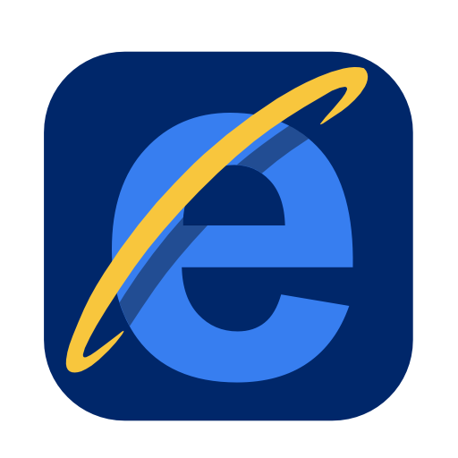 Free High Quality Internet Ie Icon