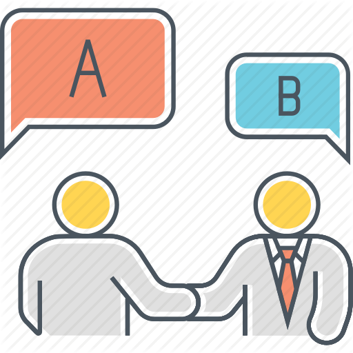 Agreement, Handshake, Introduce, Introduction Icon