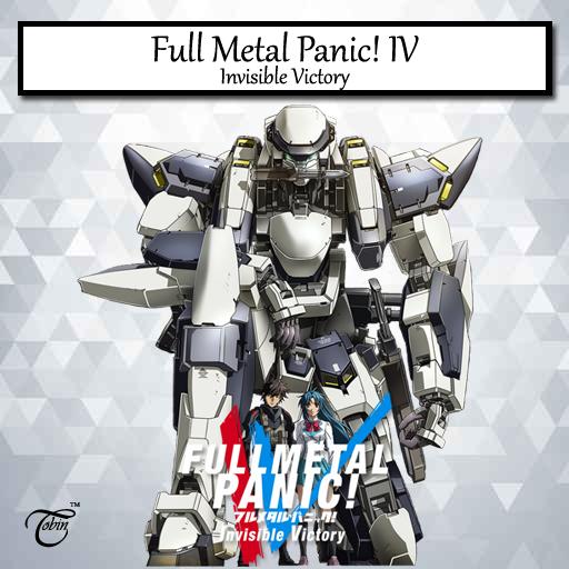 Fullmetal Panic! Iv