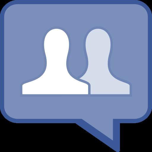 Facebook, Invite Icon