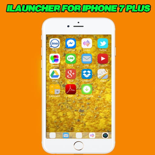 Ilauncher For Iphone Apk
