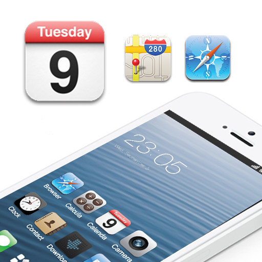 Ios Theme Free Android Theme U Launcher