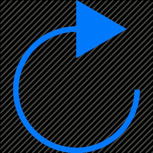 Arrow, Left, Right, Rotate, Rotation Icon