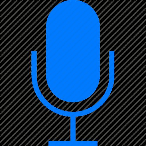 Audio, Input, Microphone, Music, Record Icon