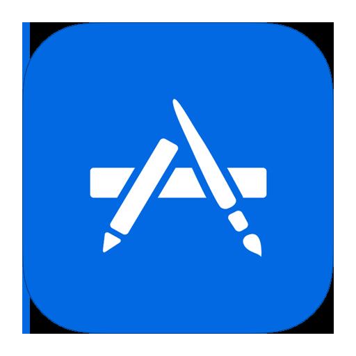 Metroui Apps Mac App Store Alt Icon Style Metro Ui Iconset