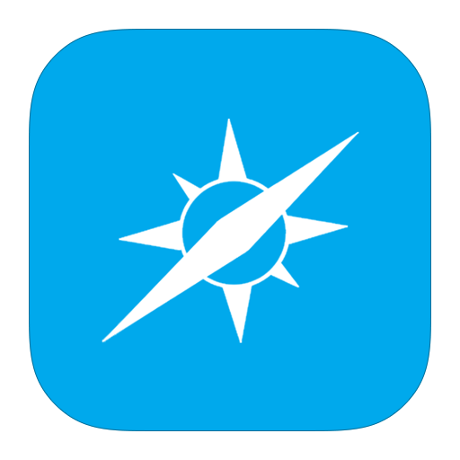 Metroui, Safari Icon