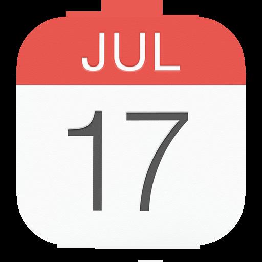 Calendar Icon Ios Iconset Dtafalonso