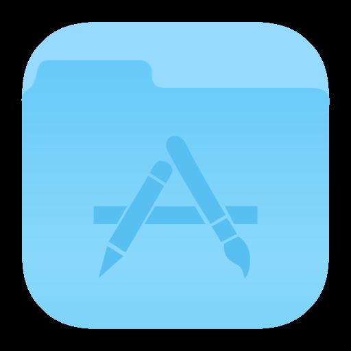 Folder Apps Icon Ios Iconset Dtafalonso