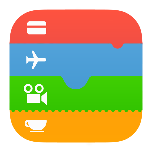 Passbook Icon Ios Iconset Dtafalonso
