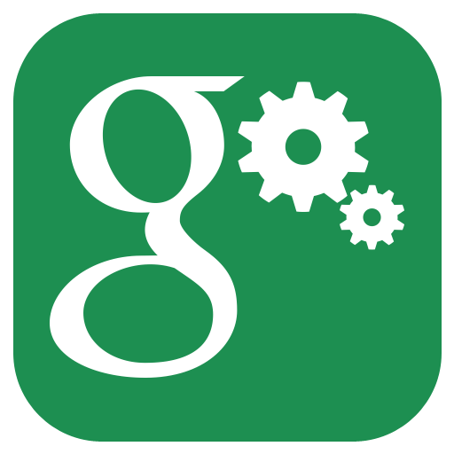 Google Settings Icon