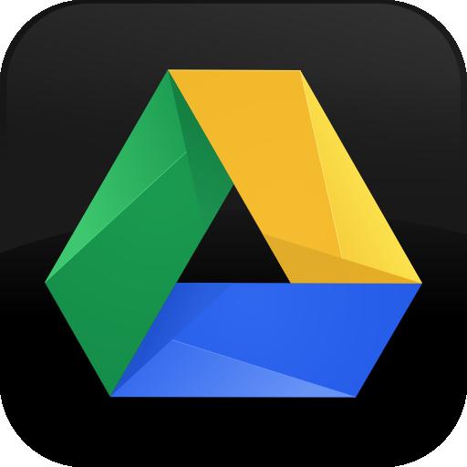 Google Drive Size Icon