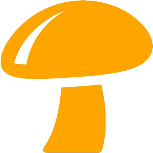 Size Icon Mushroom