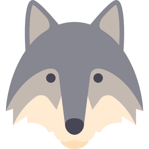 Size Icon Wolf