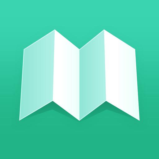 Mapkin App Icon Ios App Icons App Icon, Icons And App