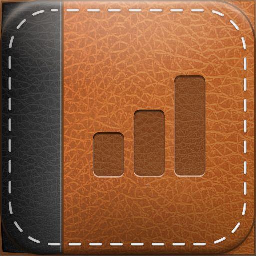 Moneybook Ios App Icon Iconography Ios App Icon