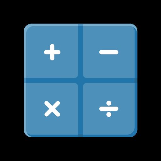 Math, Calculate, Calc, Calculator, School, Plus, Minus Icon