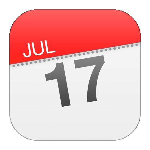 Calendar Icon Ios Png Image