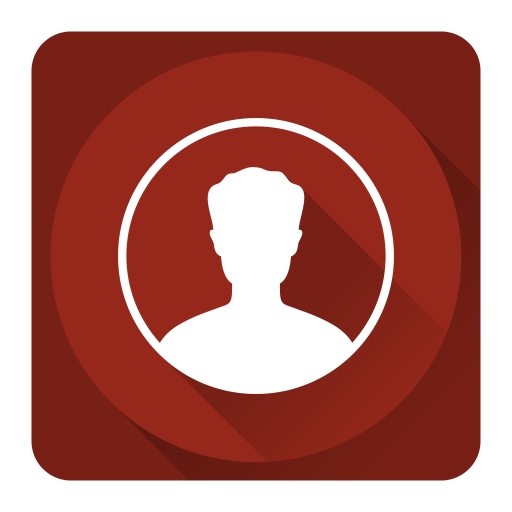 Contacts Icon Free Of System Icons