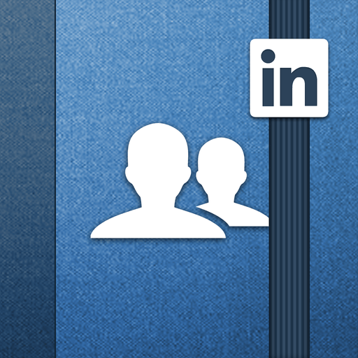 Linkedin Contacts Ios Icon Gallery